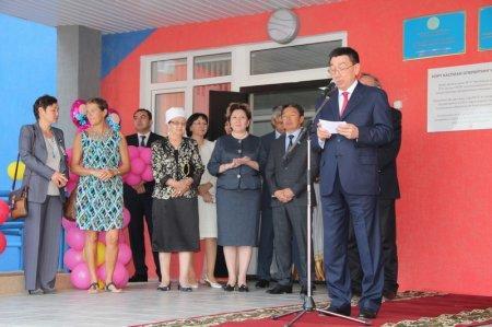 Три новых детских сада открыли в Актау
