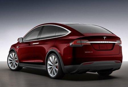 Всё, что вы хотели знать о Model X от Tesla
