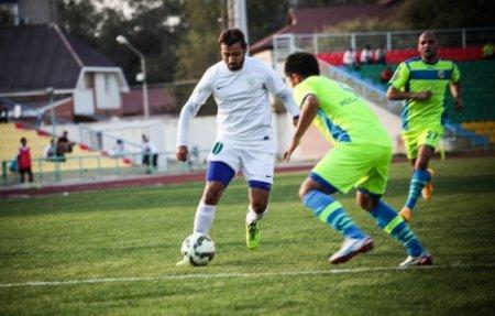 Футбольный клуб «Каспий» проиграл «Атырау» со счетом 0:2