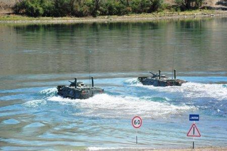 Самая масштабная проверка боеготовности армии впервые началась в РК