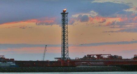 Добычу нефти на Кашагане по-прежнему планируется начать в конце 2016 года