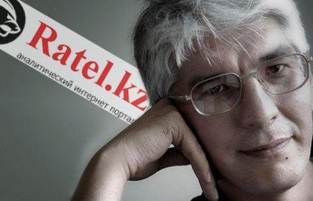 Главный редактор портала Ratel.kz рассказал о причинах блокировки сайта