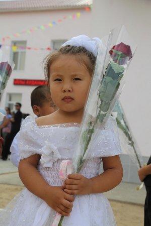 Новый детский сад открылся в Мунайлинском районе