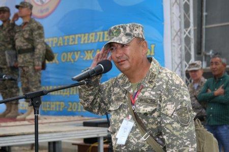 В Актау на базе учебного центра «Оймаша» начались международные стратегические учения «Центр-2015»