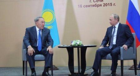 Назарбаев о кризисе: Мы не в первый раз переживаем падения