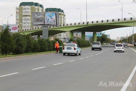 """Визит Назарбаева в Атырау навел """"шороху"""" в городских службах"""