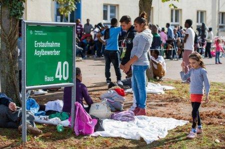 Письма из Дюссельдорфа. Беженцы…