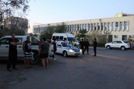 В Актау молодая женщина подозревается в нанесении ножевого ранения сожителю