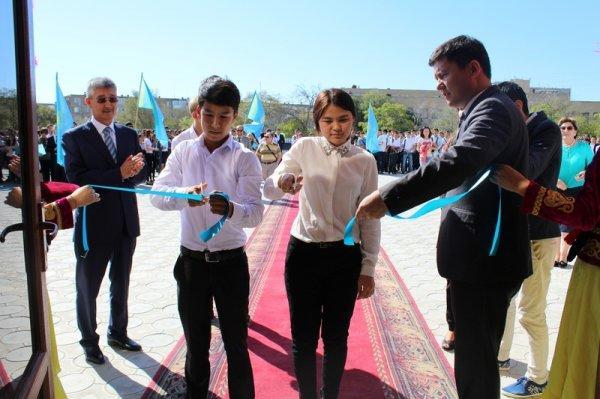 Актауский молодежный центр открылся после реконструкции