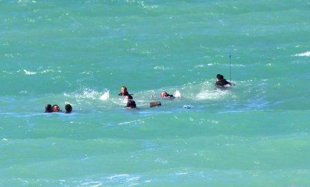 Четыре бронетранспортера c военнослужащими затонули на учениях в Актау