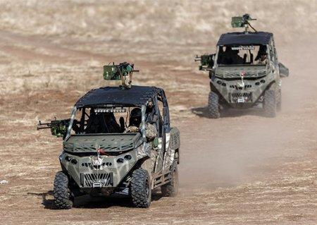 Военные разведчики РК и РФ провели антитеррористическую операцию в рамках совместных учений