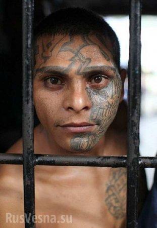Британский фотограф побывал в одной из самых страшных тюрем мира