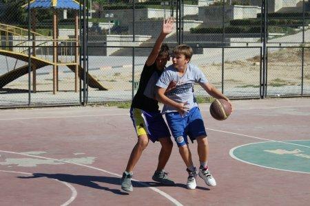 В Актау прошло закрытие турнира по стритболу 3x3