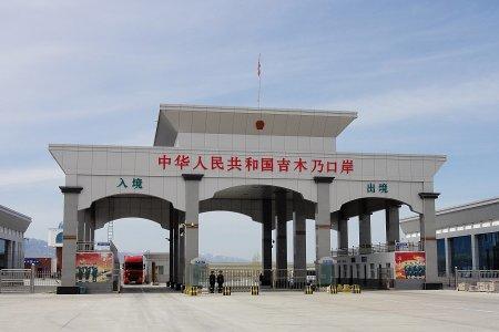 24-28 сентября пункты пропуска на границе Казахстана и Китая будут закрыты