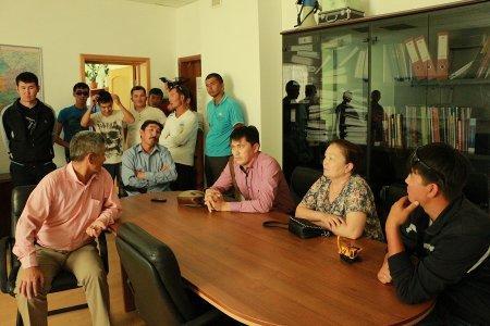 Рабочие компании «Датоба Констракшн» жалуются на невыплату заработной платы и расчетных