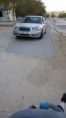 Паркуюсь где хочу