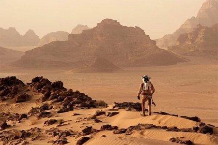 На Марсе найден «Стоунхендж»