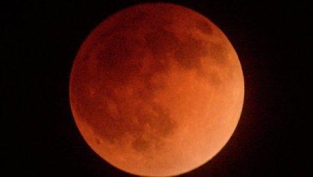 "NASA раскрыло землянам тайны ""кровавой суперлуны"""