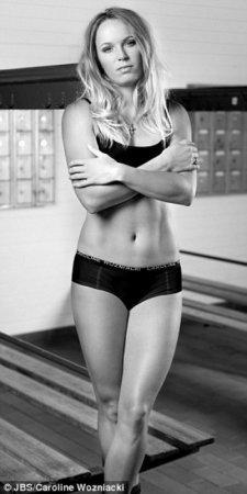 Сабина Алтынбекова попала в список самых красивых спортсменок