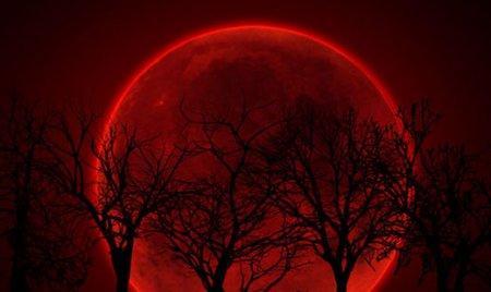 Астрономы готовятся наблюдать «кровавую» супер-Луну