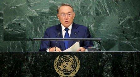 Президент Казахстана предложил рецепт борьбы с глобальным кризисом