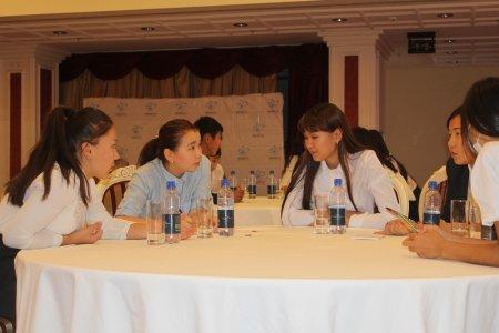 Полуфинал игры «Интеллект-2015» прошел в Актау