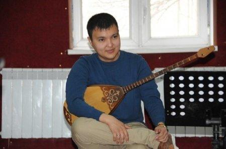 Кюйши-солист из Актау стал лауреатом ІІ степени на этнофестивале «Голоса золотой степи»