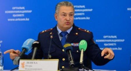 Глава Комитета адмполиции прокомментировал скандал вокруг свадебного кортежа в Астане
