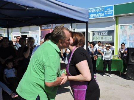 Базар-юбиляр. Актауский рынок «Русказ» отметил свое 20-летие.