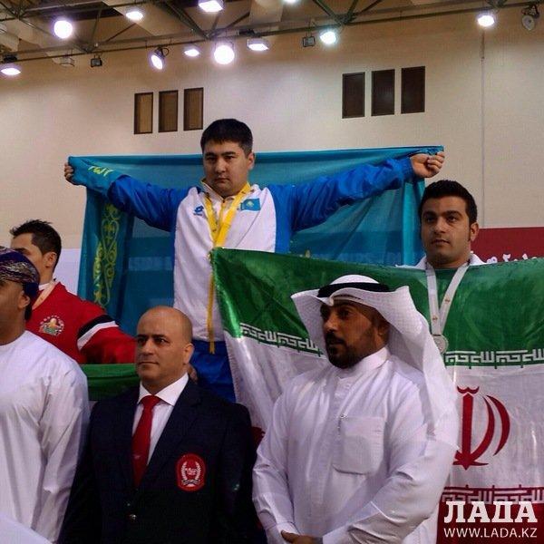 Пауэрлифтеры Мангистау привезли три золотые медали с чемпионата Азии в Омане