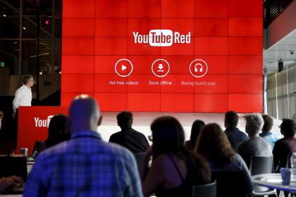 YouTube запустит платный сервис с 28 октября