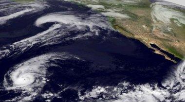 Мексика готовится встретить самый мощный ураган в истории планеты