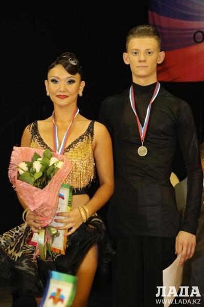 Актауские спортсмены привезли награды с международного танцевального турнира в Москве