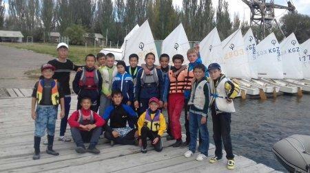 Мангистауская команда по парусному спорту примет участие в чемпионате Республики