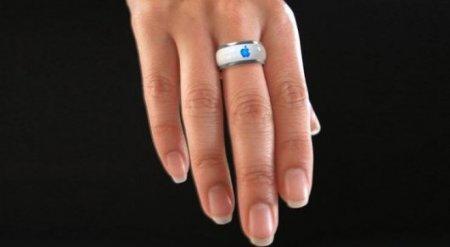 "Apple запатентовала ""умное"" кольцо"