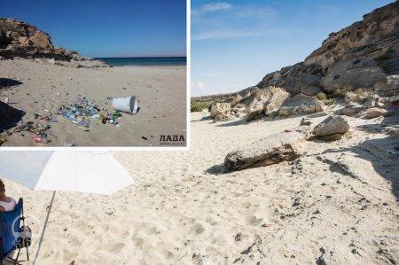 Экспедиция +362 со своими подписчиками вывезли 57 мешков мусора с Голубой бухты