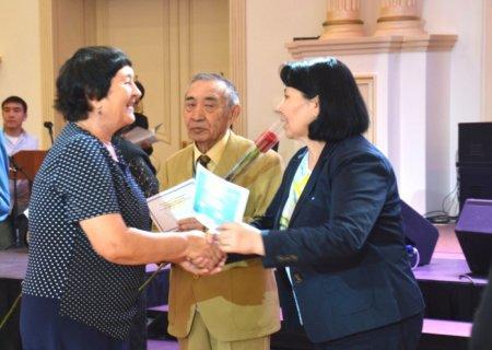 Звание «Лучшая организация среднего образования-2015» и грант в размере 17 миллионов тенге завоевала школа села Онды Мангистауского района