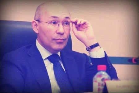 Худайбергенов рассказал об интригах вокруг главы Нацбанка