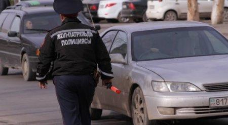Водитель из Талдыкоргана установил рекорд по нарушениям