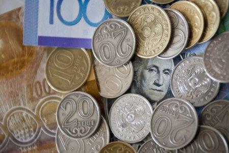 Средневзвешенный курс доллара на утренней сессии KASE составил 273,53 тенге