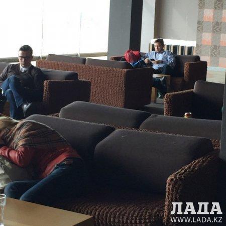 Ергазы Жолдасов: Самолет авиакомпании «Трансаэро» не вылетит в Москву, пока компания не погасит долг перед аэропортом Актау