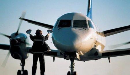 В аэропорту Караганды вооруженный мужчина требовал самолет для вылета в США