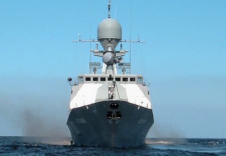 Путин: Корабли ВМФ России уничтожили объекты ИГИЛ в Сирии