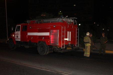В Актау ночью произошел взрыв газового баллона в высотном доме