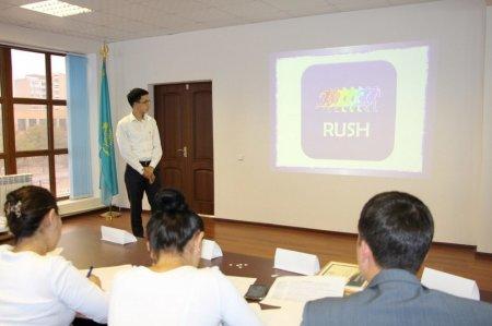 В Актау определены победители конкурса «Бизнес-Старт»