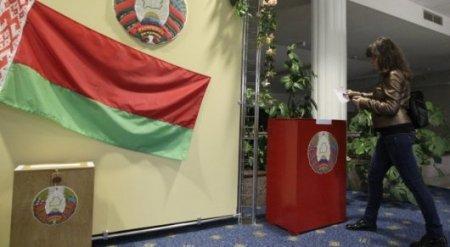 В Беларуси выбирают президента страны