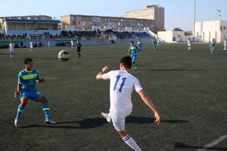 Футбольный клуб «Каспий» проиграл «Кырану» со счетом 1:2