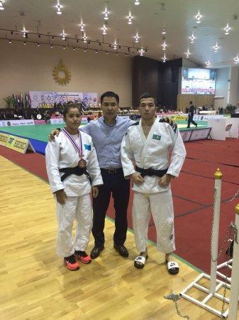 Мангистауский дзюдоист Сунгат Жубаткан стал чемпионом Азии в Тайланде