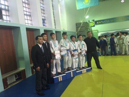 В областном центре прошел  турнир по дзюдо на Кубок акима Актау