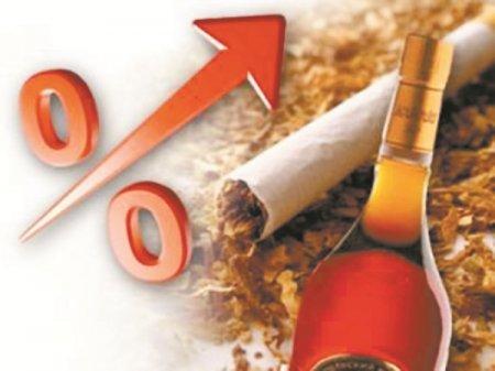Акцизы на алкоголь и сигареты в странах ЕАЭС привяжут к курсу евро